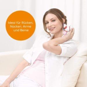 Handmassagegeraet-Beurer-MG-16-Mini-nacken-rücken-test