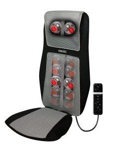 HoMedics Shiatsu Massagesitz mit Schultermassage SBM-600H-EU im Detail-Check