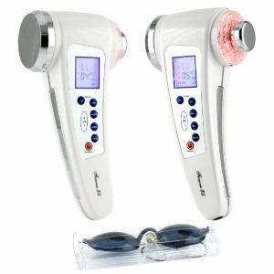 Ultraschallgerät mit Ion und Photon Funktion von Forever 25 - Schönheitsgerät für Körper und Gesicht im Detail-Check