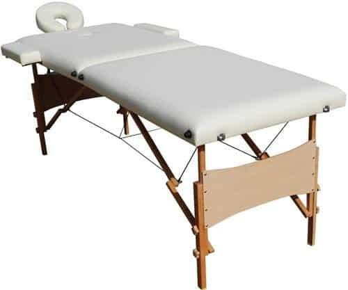 zwei zonen massage kosmetikliege detail check. Black Bedroom Furniture Sets. Home Design Ideas